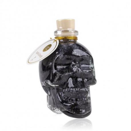 TETE DE MORT 170ml Noir pailleté tentation cosmetic