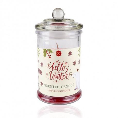 Bougie parfumée HELLO WINTER tentation cosmetic