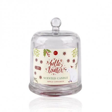 Bougie parfumée HELLO WINTER tentation cosmetic