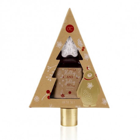 Coffert HOLLY & JOLLY pour le corps tentation cosmetic
