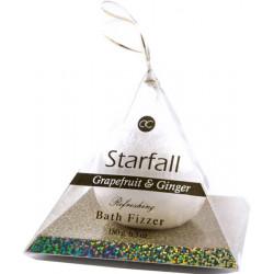 Set Pyramide STARFALL boule effervescente à suspendre