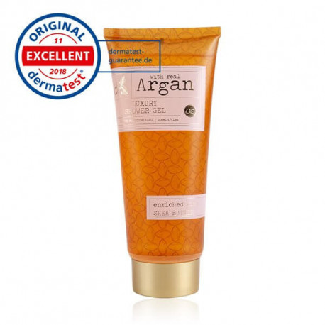 Gel douche 'Argan'PRENIUM COLLECTION tentation cosmetic