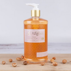 Distributeur savon liquide'Argan'PRENIUM COLLECTION tentation cosmetic