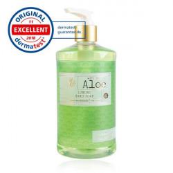 Distributeur savon liquide 'Aloé vera'PRENIUM COLLECTION tentation cosmetic