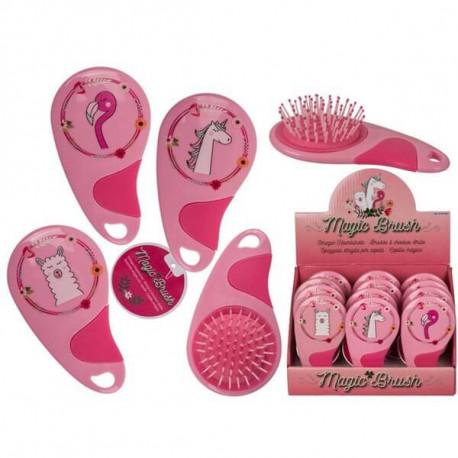 Brosse cheveux ANIMAUX FANTASTIQUES tentation cosmetic