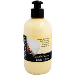 GOURMET Lotion corps 250ml, senteur : Crème Vanille