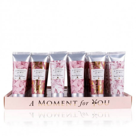 Crème mains & ongles A MOMENT FOR YOU Tentation Cosmetic