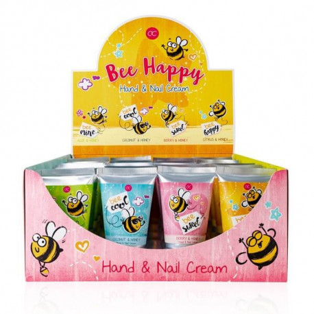 Crème mains & ongles BEE HAPPY Tentation Cosmetic