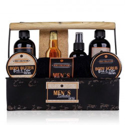Coffret MEN'S COLLECTION pour le corps Tentation Cosmetic