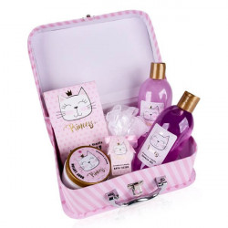 Coffret PRINCESS KITTY pour le corps Tentation Cosmetic