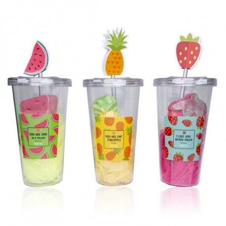 Coffret FRUITS pour le bain Tentation Cosmetic