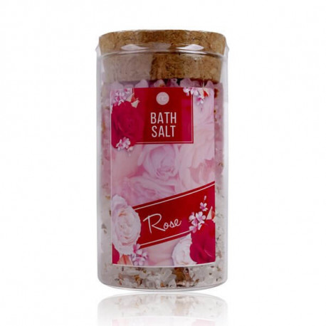 Sels de bain ROSE COLLECTION Tentation Cosmetic