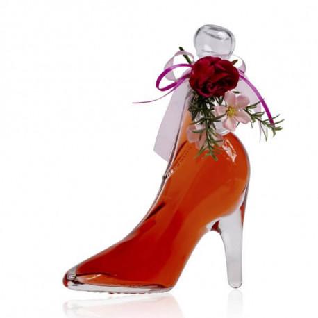 Bain moussant CHAUSSURE Rouge transparent 350ml Tentation Cosmetic