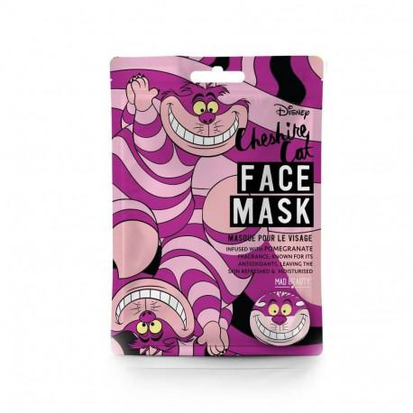 Masque Visage DISNEY ANIMAL Chat du Cheshire
