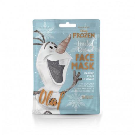 Masque Visage DISNEY REINE DES NEIGES Olaf
