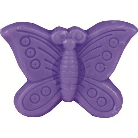 Savon Papillon violet