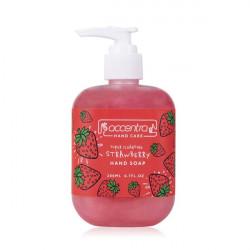 Distributeur savon mains HAND CARE COLLECTION Fraise