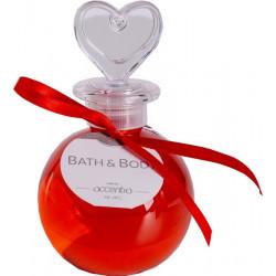 Bain moussant JADE Rouge transparent - 250ml Tentation Cosmetic