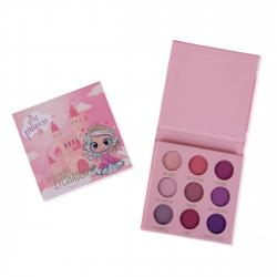 Palette de maquillage (9 couleurs) LITTLE PRINCESS