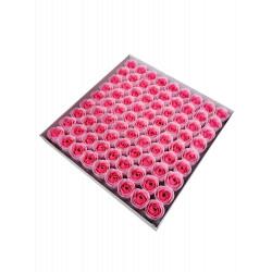 Rose en papier de savon 3g rose