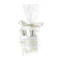 Coffret BODY LUXURIOUS (23x20x5 cm), senteur : Thé blanc & Fleur de Tilleul