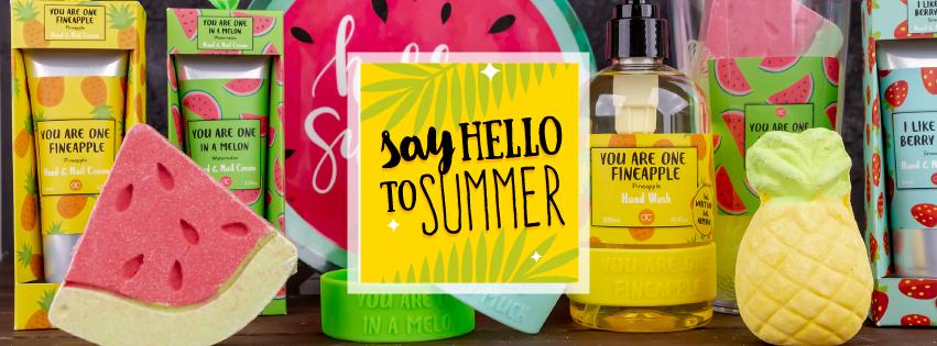 Hello summer - Tentation Cosmetics