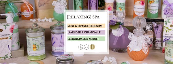 Relaxing Spa - Tentation Cosmetic